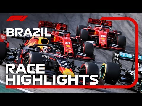 2019 Brazilian Grand Prix: Race Highlights Mp3