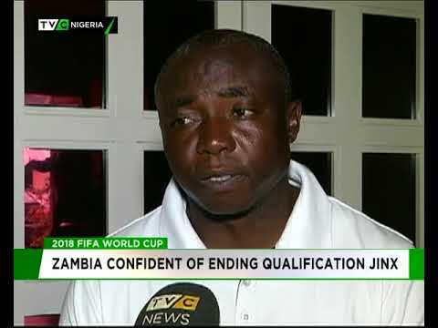 World Cup : Zambia confident of ending qualification jinx