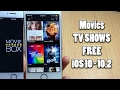 How To Get MovieBox On IOS 10 - IOS 10.3.3 For IPhone, IPod & IPad