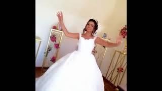 Таши Туши / Таш Туш / Невеста армянка танцует на свадьбе