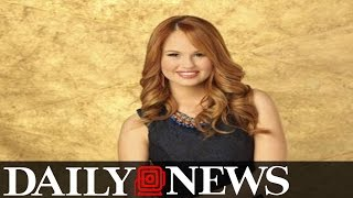 Disney Star Debby Ryan Reportedly Arrested For Drunken Driving