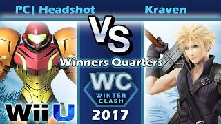 [WC2017] Smash4 Top 16 - WQ - PC| Headshot (Samus) VS Kraven (Cloud)