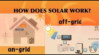 how does solar work|solar tutorial for beginners|solar components|solar system 101