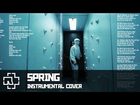 Rammstein - Spring (instrumental cover)