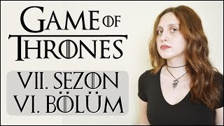 "Game of thrones 7. sezon 6. bölüm ""beyond the wall"" İncelemesi - buz ejderhası"