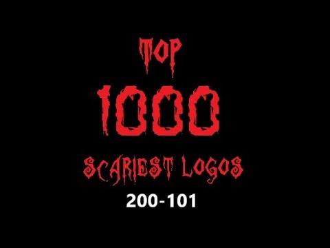Top 1000 Scariest Logos (200-101)