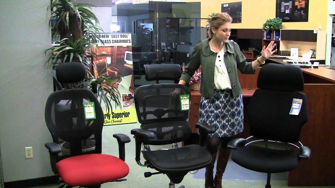 Desk Chair Youtube Stainless Steel Bodybilt Office Chairs