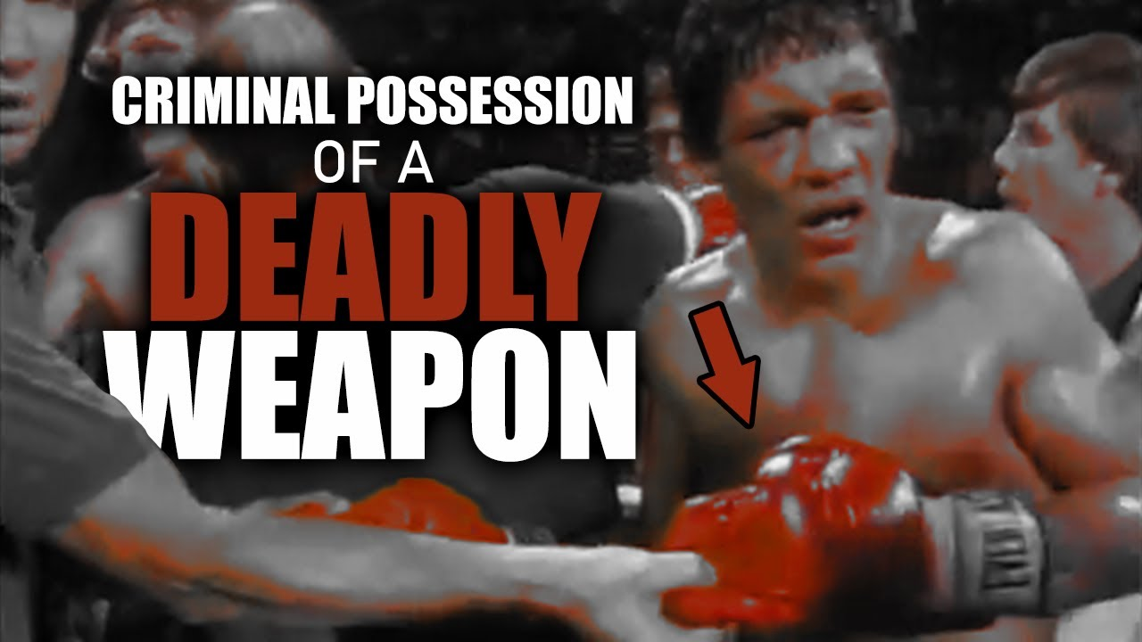 Cheating Boxer Gets Convicted | Tales From the Bottle