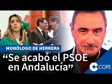 Herrera, sobre el 'desahucio' de Susana Díaz