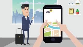 Туристическая SIM карта HelloSIM