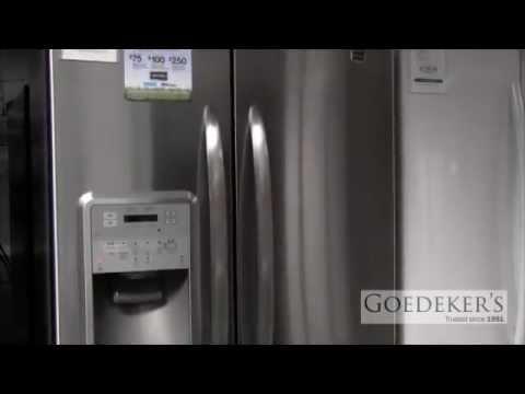 Goedeker's - Maytag French-Door Refrigerator MFI2269VEM - YouTube