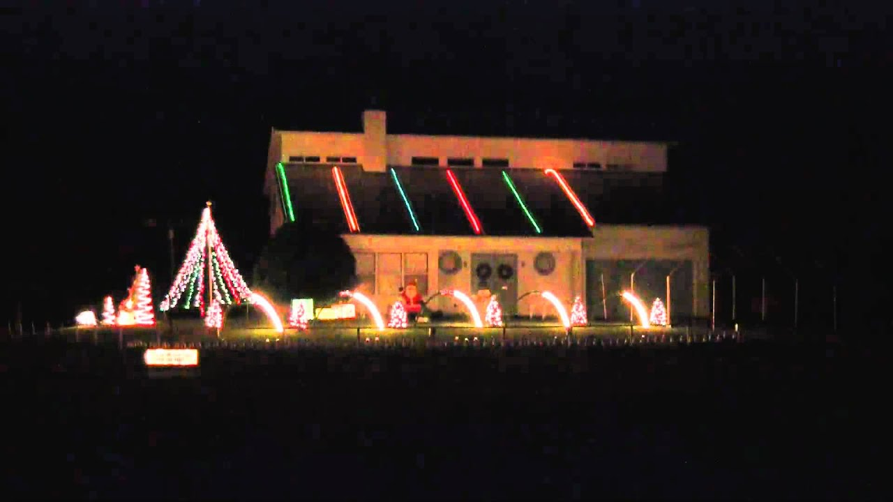 sebastian house lights up night