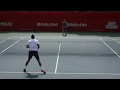 Download Nick Kyrgios Practice Session 2016 Rakuten Japan Open @Tokyo [HD 60fps]