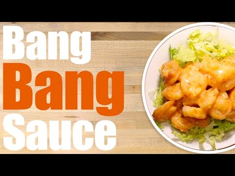 Bang Bang Sauce Recipe! Easy How To Make Copycat Bang Bang Shrimp Recipe
