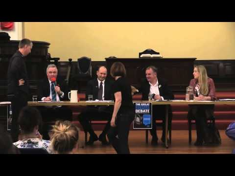 The Great Factory Farming Debate 2014: Highlights