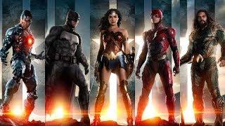 Трейлер Лига справедливости (новый) | Киномир
