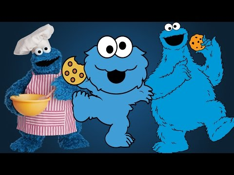 Sesame Street Cookie Monster Full Games Compilation Yummy Food Fun