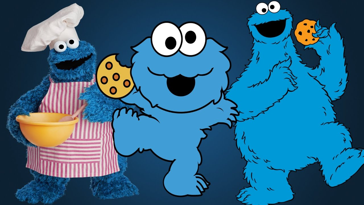 cookie monster games - 1280×720