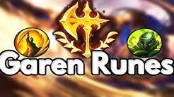 Garen Runes Season 10