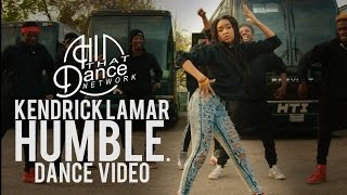 Kendrick Lamar - Be HUMBLE. (Creative Dance Music Video)