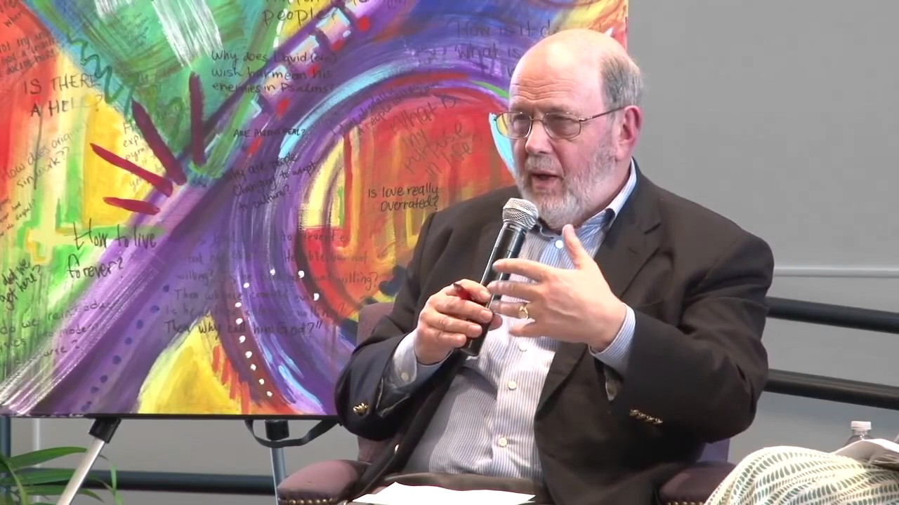 N T  Wright | What is the meaning of life?