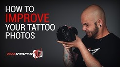 Theory Tuesdays: How To Improve Your Tattoo Photos