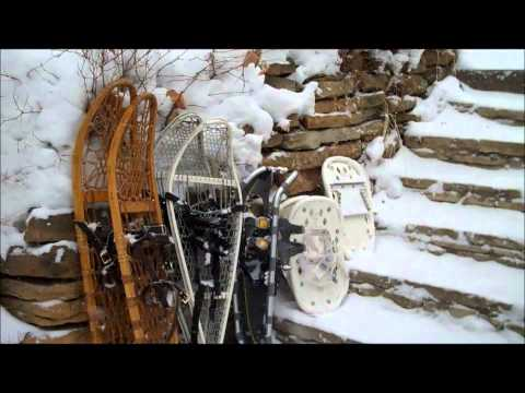 WINTER SOJOURN - Snowshoes