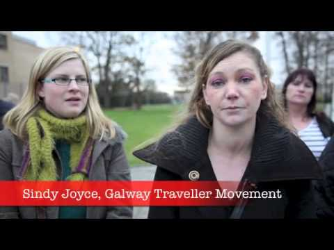 Ireland: Peaceful Assembly to highlight the failure to deliver for Travellers