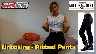 Unboxing Moto Girl - Ribbed Pants