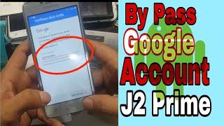 Bypass Google Account Samsung J2 Prime 2018 / cara melewati verifikasi akun google Samsung  J2 Prime