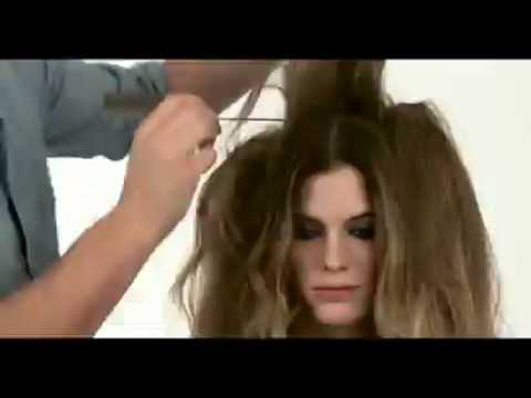 Easy 60s Beehive Hairstyle For Party Season Youtube