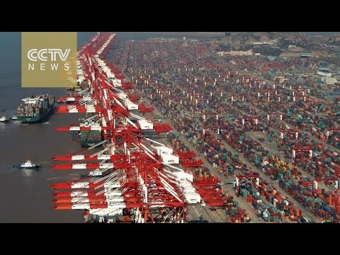 Chinese involvement in foreign ports: Dozens of ports built
