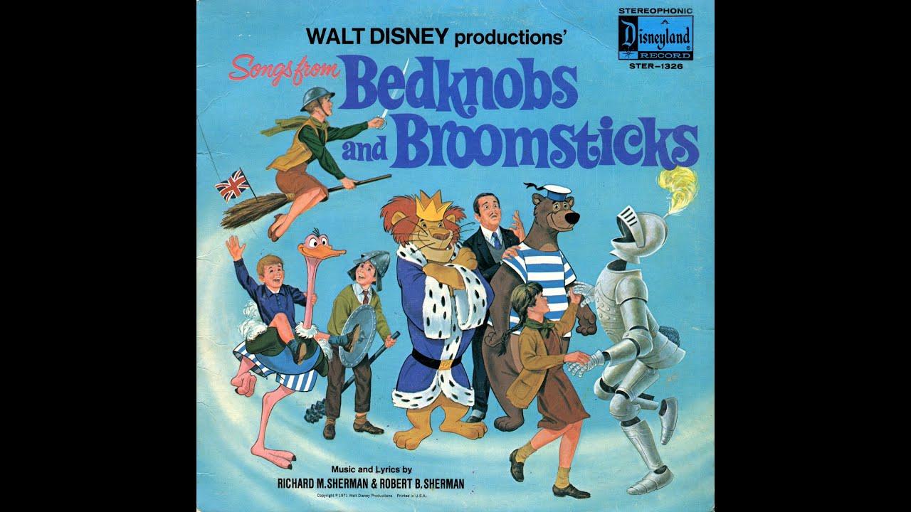portobello road bedknobs and broomsticks mike sammes