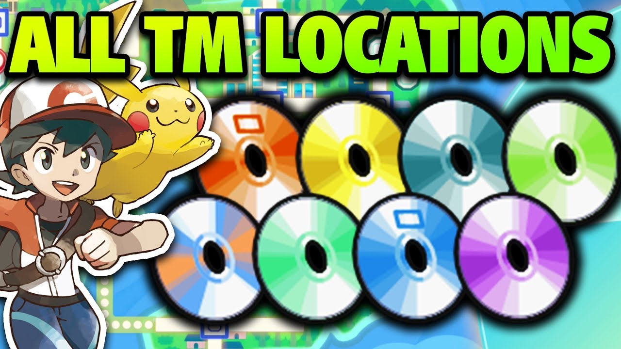 Pokemon Go TM Guide - How to Get More TMs, How to Use TMs