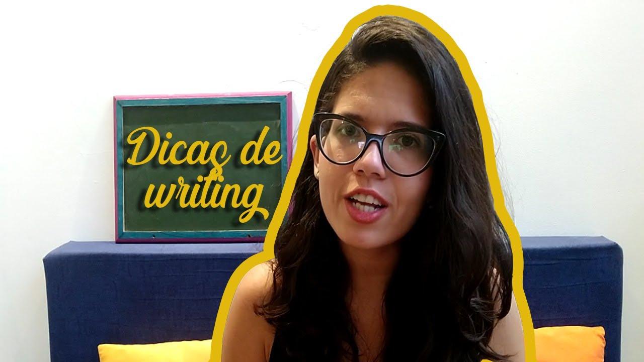 Writing | Como aprender a escrever em inglês | Dicas ...