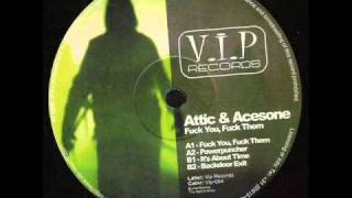 Attic & Acesone - Powerpuncher