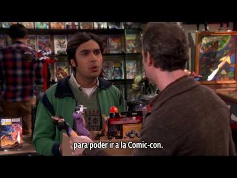 [The Big Bang Theory 10x17] El ofertón de Stuart