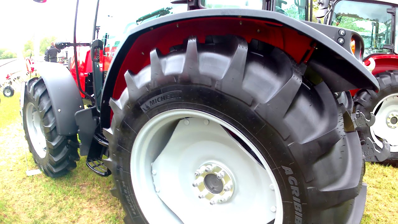 2018 Massey Ferguson 4707 3 3 Litre 3-Cyl Diesel Tractor (70HP)