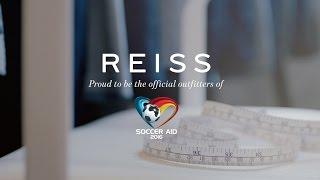 Reiss x Soccer Aid 2016