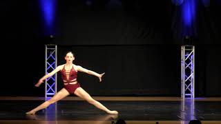 VSPAC-Vicky Simegiatos Performing Arts Center Lyrical/Contemporary Solo-Sophia Stavropoulos