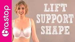 30G Bra Fitting Model ★ Bra Fitting Guide/Tutorial for a Good Bra Fit!