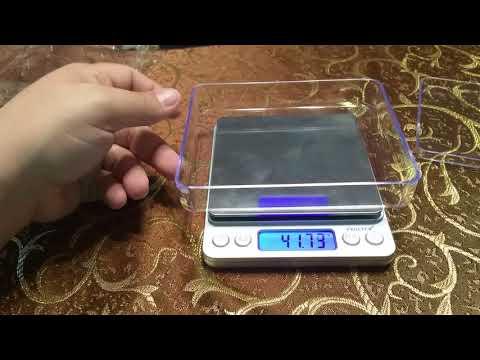52414e2a42c Proster Digital Pocket Scale 001-500 Gram Oz G Ct Gr Pcs