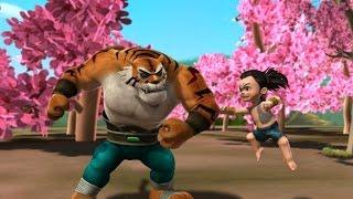 Приключения Мастера Кунг-Фу | 11 эпизод | Мультики детям