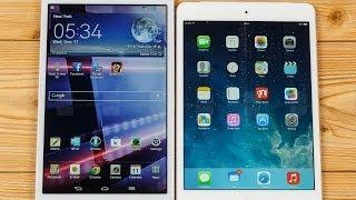 TOP 5 BEST TABLETS for 2014 thumbnail