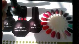 Introducing Young Nails maniQ Colors Nail Polish