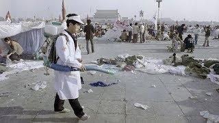 Что произошло на площади Тянь-ань-мынь в Китае? Пякин В.В.