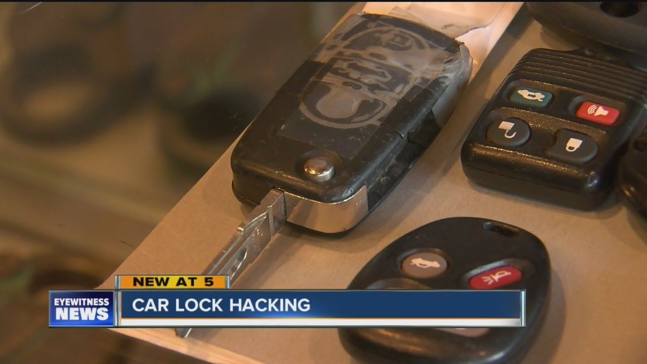Thieves Using New Technology To Steal Codes From Car Remotes To Open Doors