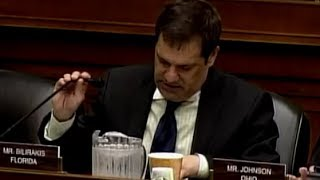 Bilirakis Discusses Fradulent Patent Demand Letters