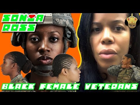 QUEENS NIGHT LIVE: Black Female Veterans, Relationships, Abuse and More With Sonia Ross