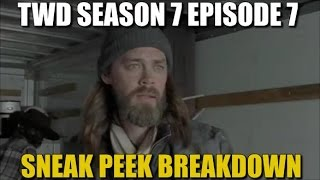 The Walking Dead Season 7 Episode 7 Promo Sneak Peek Preview & Predictions